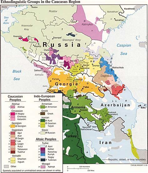 Azerbaijan Maps - Perry-Castañeda Map Collection - UT ...
