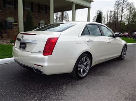 Buy New 2014 Cadillac Cts 3.6l Twin Turbo Vsport Premium