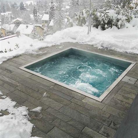 Whirlpool Garten Aus Polen by Exklusive Whirlpools Aus Edelstahl F 252 R Terrasse Und