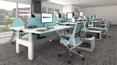 Series Bench by Steelcase | HBI Inc. :: Blog