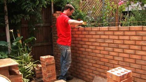 Bauanleitung Ziegelmauer Fuer Den Garten by Welcher Ist Der Passende Zaun F 252 R Den Garten Hier F 252 Nf