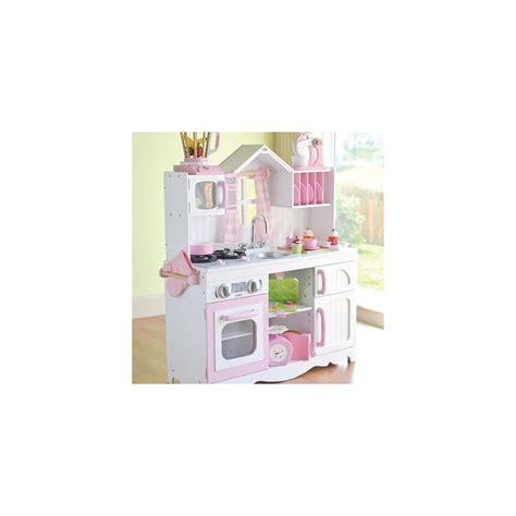 jouets cuisine cuisine pour enfant en bois modern country kitchen de kidkraft