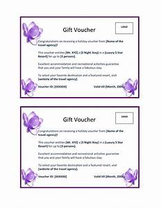 Free Gift Certificate Template Excel Images  Certificate design and template