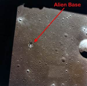 UFO SIGHTINGS DAILY: Alien Base Discovered On Moons ...