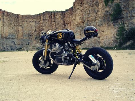 Cafe Racer Honda Cx500 Café Racermotorcycletuned
