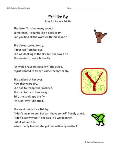 49 2nd grade reading comprehension worksheets pdf 2nd