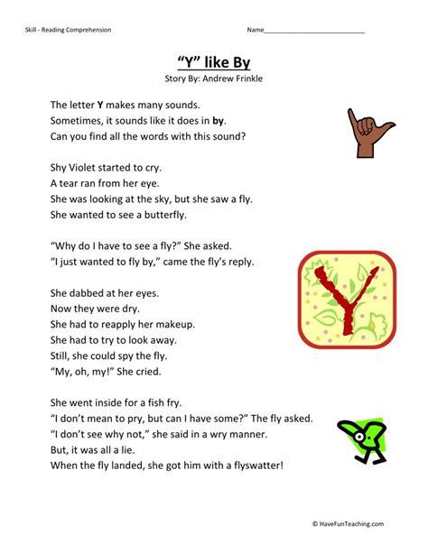 Second Grade Reading Lessons Wowkeywordcom
