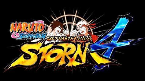 Naruto Shippuden Ultimate Ninja Storm 4 Poster Hd