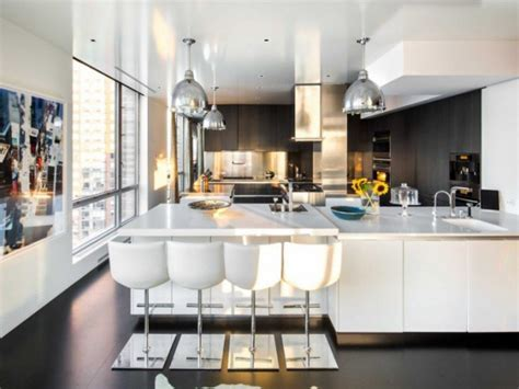 16 Imposant Penthouse Kitchen Design That Certainly Will