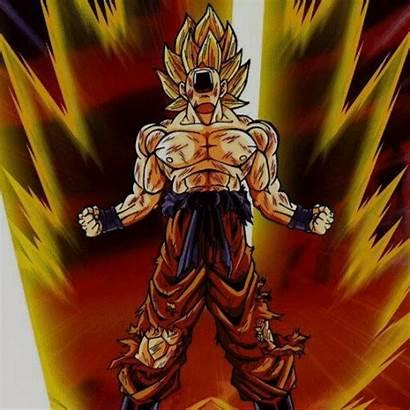 Goku Transformation Moments Super Saiyan Dragonballz Say