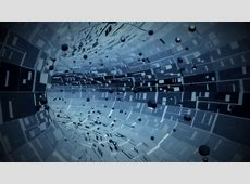 FREE HD video backgrounds abstract blue hi tech digital