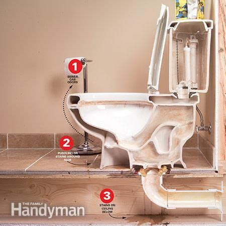 How To Repair A Leaking Toilet  Toilet, Household And House