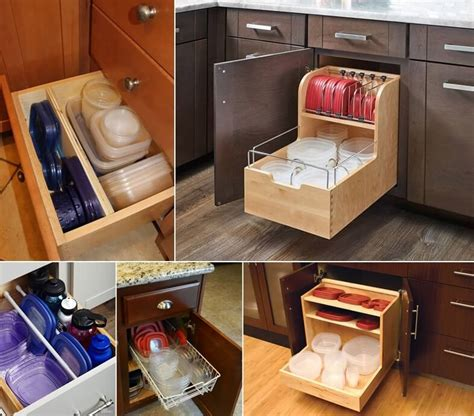 clever kitchen storage solutions 15 clever tupperware storage solutions 5480
