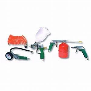 Accessoire Pour Compresseur D Air : kit d 39 accessoires pour compresseur d 39 air ~ Edinachiropracticcenter.com Idées de Décoration