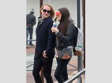 Macaulay Culkin with new girlfriend in ParisLainey Gossip