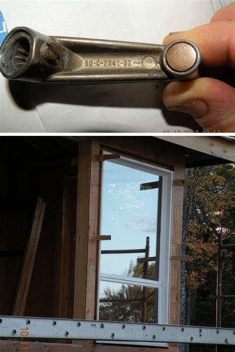 replacement crank handle  andersen awning window swiscocom