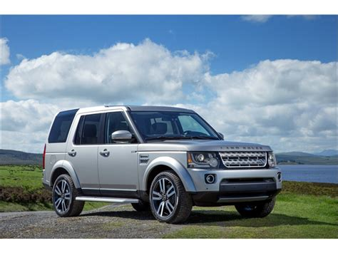 Land Rover Lr4 Prices, Reviews And Pictures
