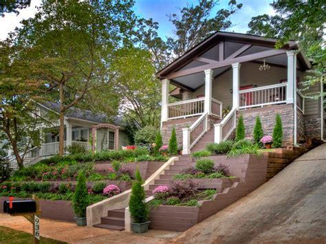 lush landscaping ideas   front yard hgtv