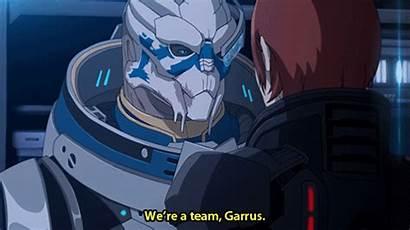 Shepard Vakarian Without Deviantart Garrus Mass Effect