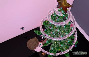 cat proof  christmas tree  steps  pictures