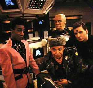 Top 28 Red Dwarf Moments