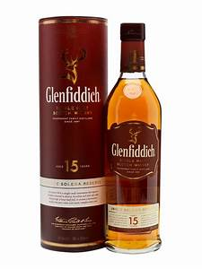 Glenfiddich 15 Year Old - Solera Scotch Whisky : The ...