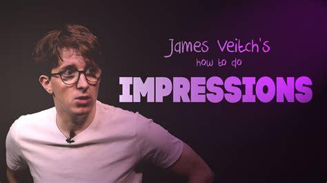 How To Do Impressions I  Youtube