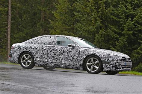 Spyshots De La Nouvelle Audi A8 Prévue Pour 2017 4legend