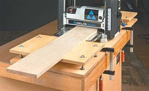 easy  put  portable planer table