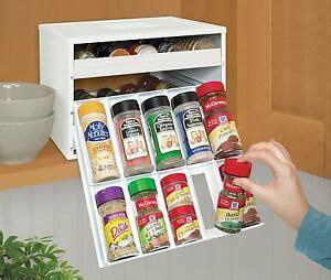 30 Spice Rack by Spice Rack Kitchen Cabinet Counter Organizer 30 Bottles