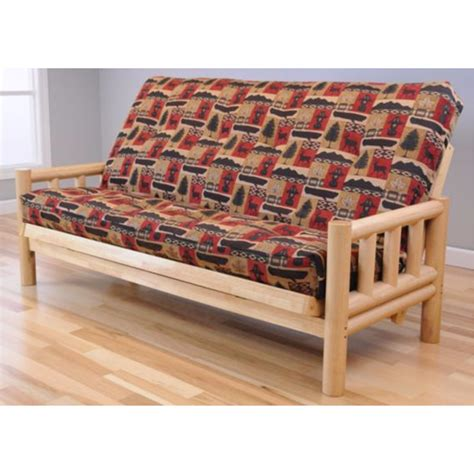 Futon Slipcover by Sis Covers Fargo Futon Slip Cover E Futons