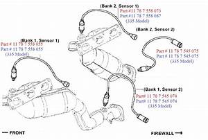 2001 Bmw 325i Engine Component Diagram