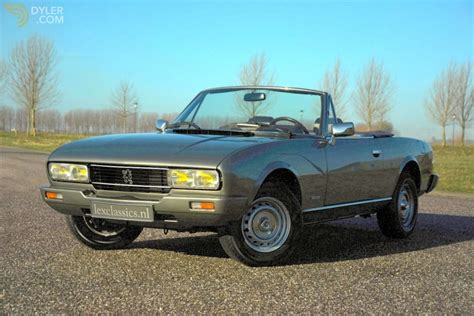 Classic 1980 Peugeot 504 For Sale #5210