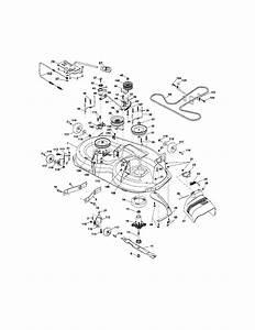 34 Craftsman Yt 4000 Parts Diagram