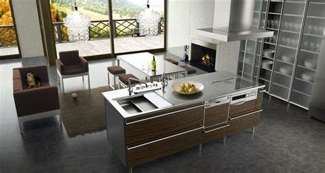 japanese style kitchen design modern japanese kitchens 4891