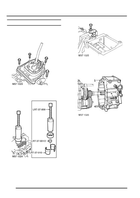 Land Rover Workshop Manuals > Discovery II > MANUAL