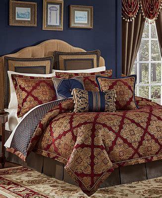 Croscill Sebastian Reversible Comforter Sets   Comforters