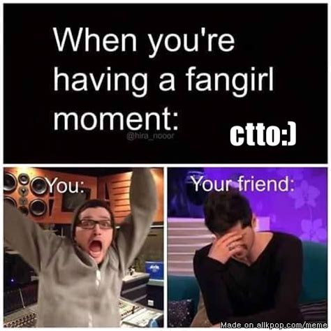 Fangirl Memes - the feeling of a fangirl allkpop meme center