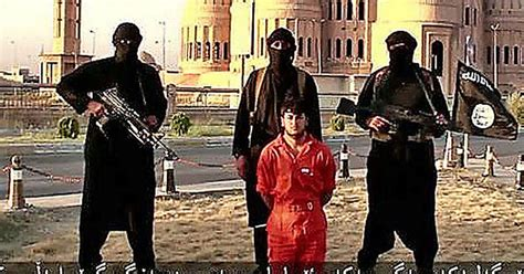 isis    western hostages including britons