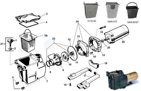 Hayward Super Pump Parts Inyopools