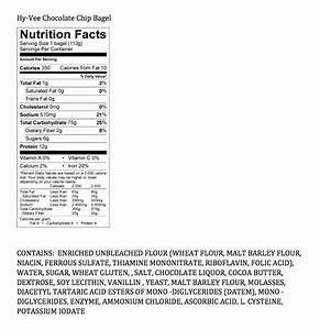 Mini Bagel Nutrition – Nutrition Ftempo