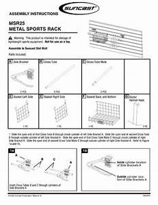 Suncast Msr25 Assembly Instructions Pdf Download