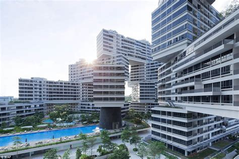 Singapore Interlace Apartment Blocks Has Been Named