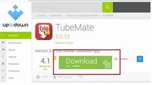 TubeMate.. Aplikasi Download Video Untuk Smartphone Android