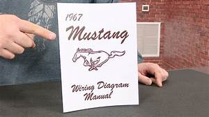 Mustang Jim Osborn Reproductions Wiring Diagram Manual 1967