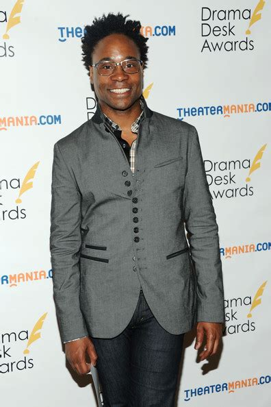 Billy Porter Pictures Arrivals The Drama Desk