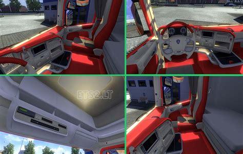 interiors scania ets 2 mods part 3