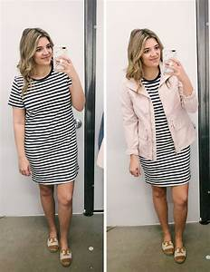 Old navy spring outfit - dressing room reviews | By Lauren M