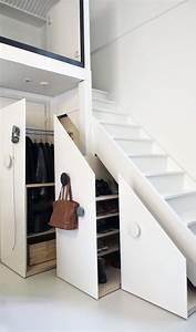 Rangement Chaussures Penderie : 17 meilleures id es propos de placard sous les escaliers ~ Premium-room.com Idées de Décoration