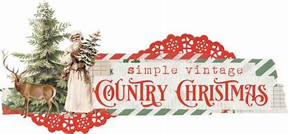 Country Simple Ornaments Rustic Stories